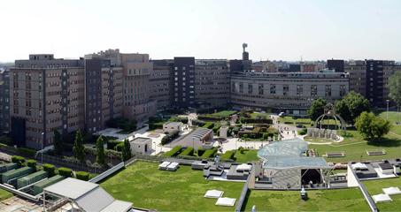 Ospedali privati Milano - San Raffaele