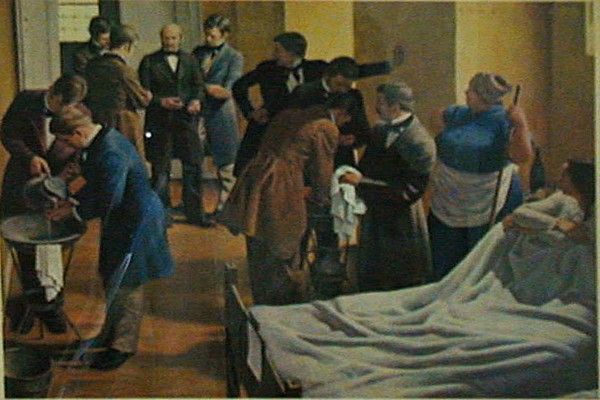 Semmelweis - Febbre puerperale