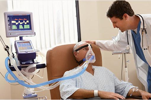 Acqua ossigenata per prevenire polmonite associata a ventilatore