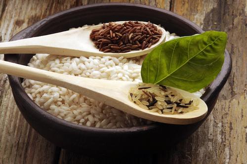 Cibi facili da digerire: riso